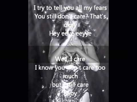 Beyoncé - I Care Lyrics | MetroLyrics