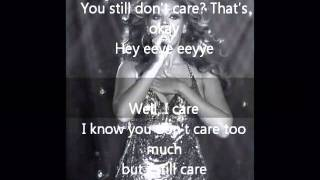 Beyonce I Care Official Video (LYRICS)