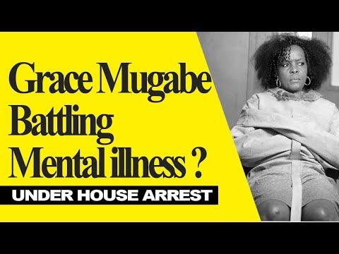BREAKING, Grace Mugabe battling Mental Illness, Under house Arrest until missing 15 Billion returned