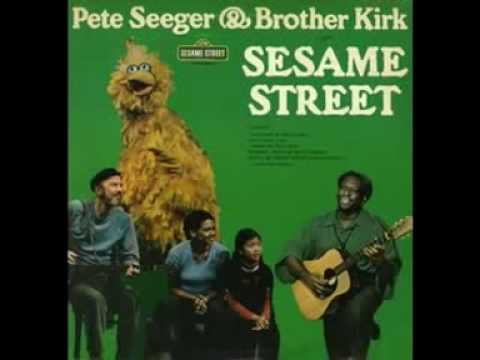 Garbage - Pete Seeger and Oscar the Grouch