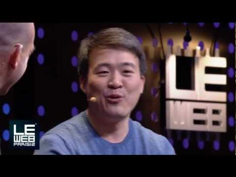 James Park, Co-Founder & CEO of Fitbit is Interviewed at LeWeb Paris 2012