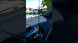 В Мукачеві автівка наїхала на дитину