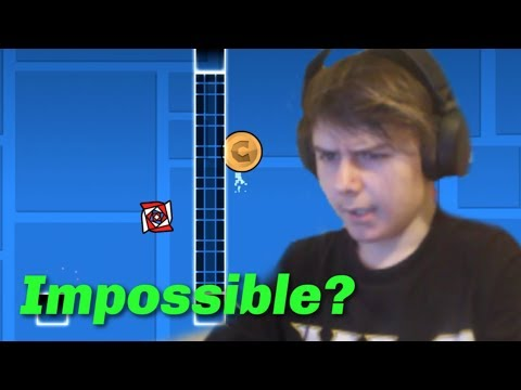 Impossible Coin Maze in Geometry Dash? - Geometry Dash Recent Levels | ChrisCredible
