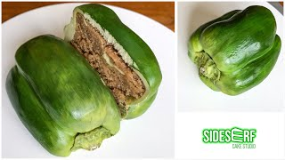 How To Make A Realistic Bell Pepper CAKE | Lookalike Challenge