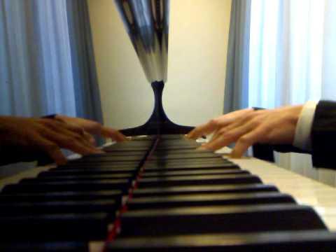 """""""Gorod kotorogo net"""" - I.Korneluk - PIANO VERSION"""
