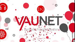 VAUNET Jubiläum Newsletter Animation