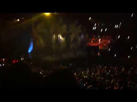 Bruno Mars - Opening/Moonshine - Moonshine Jungle Tour - Staples Center, Los Angeles