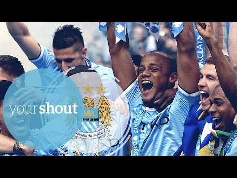 Manchester City FC: from noisy neighbours to the first team in Manchester | Your Shout