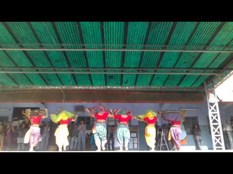 International School Awards Dance Performance (Kendriya Vidyalaya Barrackpore Army)