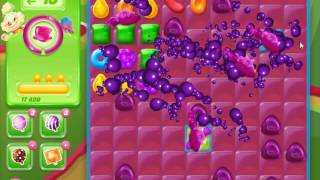 Candy Crush Jelly Saga Level 95 Super Hard Level NO BOOSTER