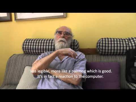 Conversation with professor Aleksandar Dodig, August 2014