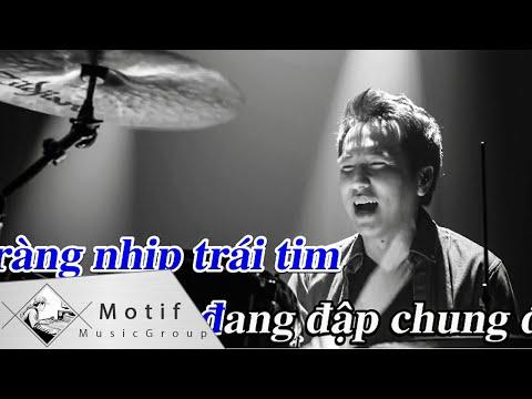 Nhịp Bước Tình Yêu - Quốc Khanh (Karaoke Beat Chuẩn Tone Nam)