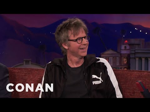 Dana Carvey On His Friendship With The Bush Family  - CONAN on TBS