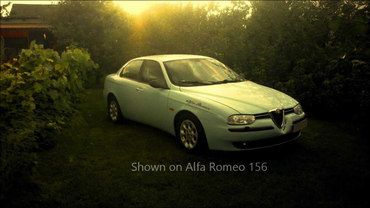 TUTORIAL] Removing door stop - shown on Alfa Romeo 156 - YouTube