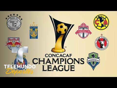 Estos son los 4tos de final | CONCACAF Champions League | Telemundo Deportes