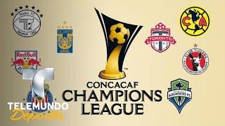 Estos son los 4tos de final   CONCACAF Champions League   Telemundo Deportes