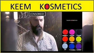 KEEM KOSMETICS - Launch video! ( Keemstar Head Reveal )