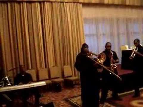 Little Rock Central High Jazz Combo -