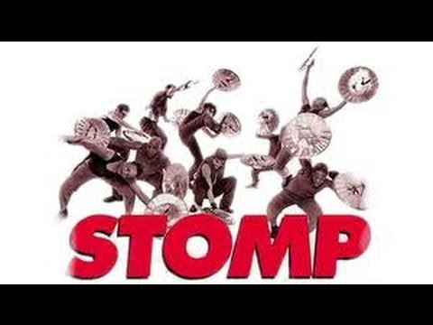 Stomp The Musical / Broadway Show - BBC Interview & Review - YouTube