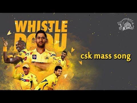 csk-#whistle-podu-video-2019-#csk