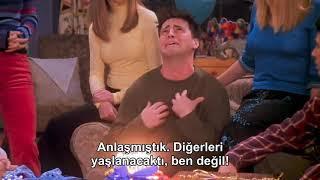 friends - joey ve 30 yaş krizi türkçe altyazılı hd Resimi