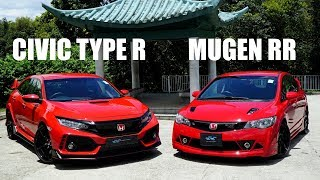 Honda Civic Type R & Mugen RR Review