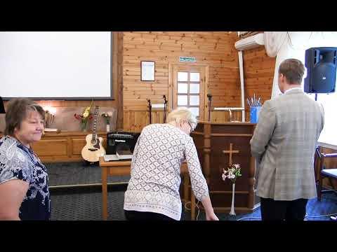 Markku Veilo Paide Baptistikoguduses 13.08.2017