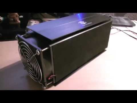 5 MH/S Gridseed ASIC Scrypt Miner