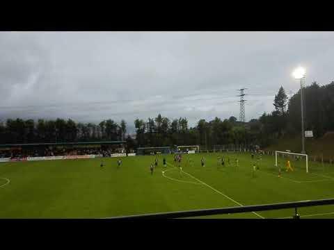 Leioa 2 - Racing 1, gol de Undabarrena