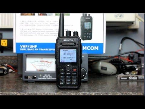 Ham Radio 2.0: Episode 37 - Unboxing the SamCom AP-400UV HT Radio