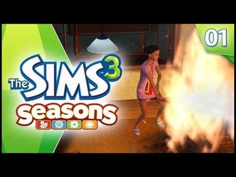 BAILEY IS BACK! - Sims 3 SEASONS - EP 1 |