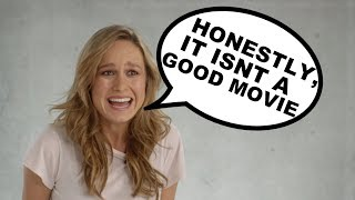 How Brie Larson Really Feels About Her New Movie Captain Marvel