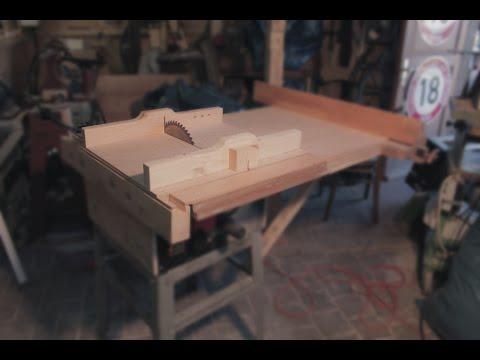 schiebetisch bauen schiebeschlitten cross cut sled doovi. Black Bedroom Furniture Sets. Home Design Ideas