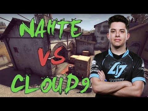 CSGO: POV NRG nahtE vs Cloud9 (32/16) inferno @ ECS Season 5 NA