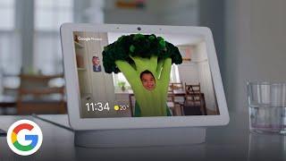 Découvrez le nouveau Nest Hub Max, un allié de taille pour votre maison. - Google France