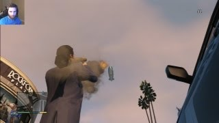 BLIMP VS RPG! GTA 5 Part 34 (GTA V Walk Through)