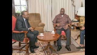 Uhuru Visit To Retired Moi: What It Really Means