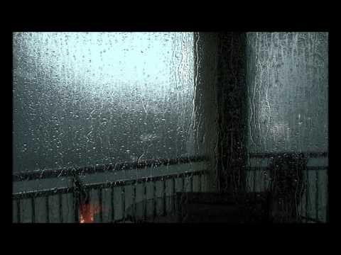 Sleep Well and Heal - Heavy Rain from my window - Helps Insomnia & Anxiety