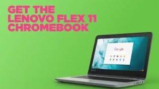Lenovo Flex 11 Chromebook Tour