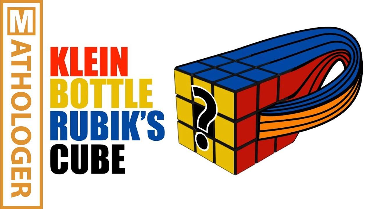 K Nnen Sie Kleinsche Flasche Zauberw Rfel L Sen Youtube