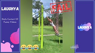 TRY NOT TO LAUGH with this Funny Fails Video 2020 😂 Best Fails of the Week I Epic Fails Vines