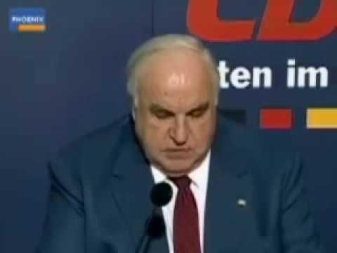 CDU Spendenskandal Rueckblick Kohl Schaeuble Kiep Schreiber etc etc