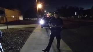 Sacramento Police Dept: SGT. DOESN'T LISTEN WELL, 1st Amend Audit