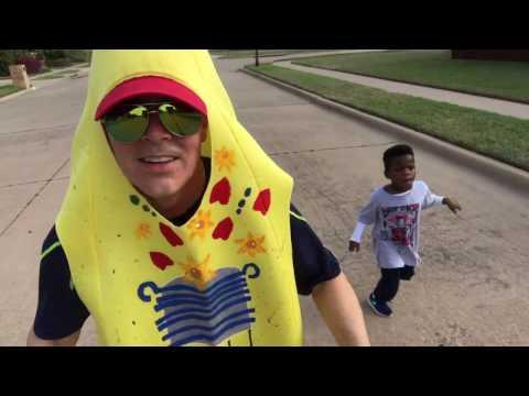 Waxahachie Preparatory Academy 5k fun video