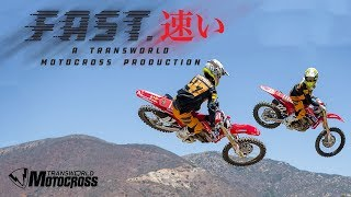 FAST: A Transworld Motocross Production - Official Trailer - Carson Mumford, Jo Shimoda