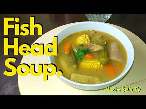 🔴Amazing Fish Head Soup (Fish Tea Or Fish Braff)