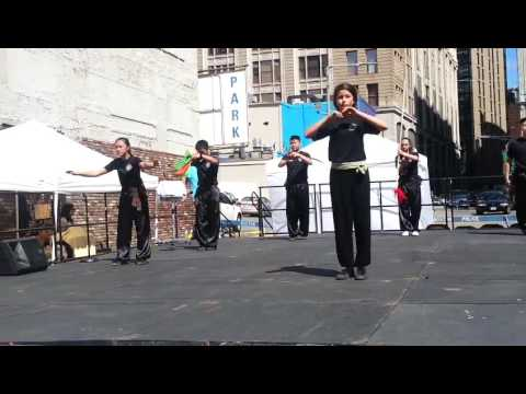 2016 CCMAA  August Moon Festival Performance at Chinatown, Boston