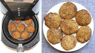 Air Fryer Bajra Makai Methi Dhebra/Thepla Video Recipe   Bhavna