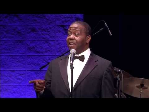 """Troy Anderson, Louis Armstrong Tribute """"Dream a Little Dream"""", Bienes Center January 2015"""