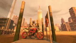 GTA 4 - AMAZING Bike Stunts 6